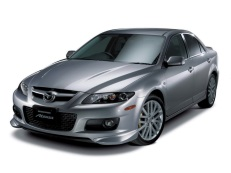 Mazda MazdaSpeed 6 wheels and tires specs icon