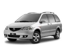 Mazda MPV wheels and tires specs icon