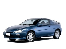Mazda MX-3 wheels and tires specs icon