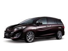 Mazda Premacy wheels and tires specs icon