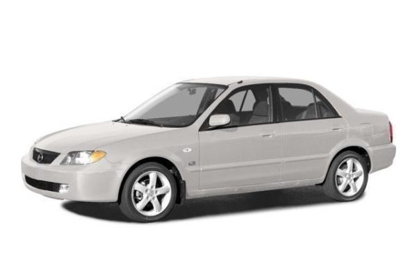 Mazda Protege wheels and tires specs icon