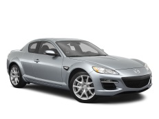 Mazda RX-8 wheels and tires specs icon