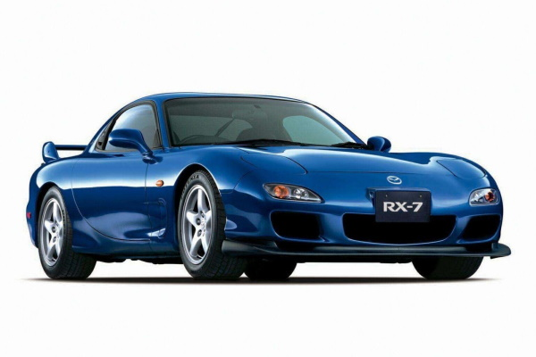 Mazda Savanna RX-7 wheels and tires specs icon