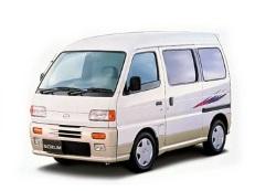 Mazda Scrum Van wheels and tires specs icon
