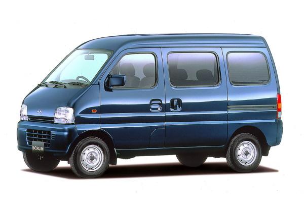马自达 Scrum Van DG62 Van