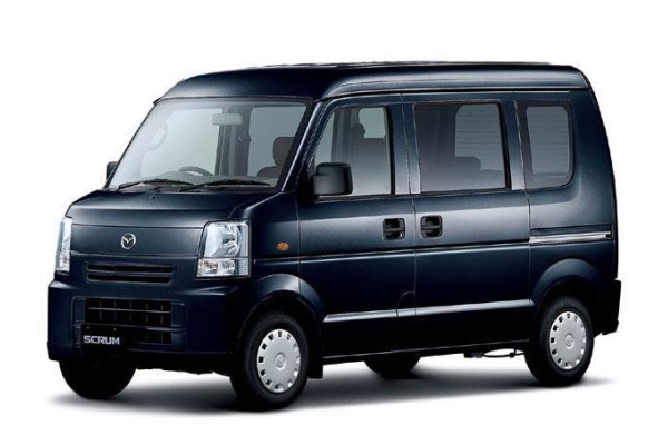 马自达 Scrum Van DG64 Van