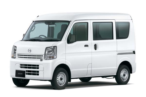 马自达 Scrum Van DG17 Van