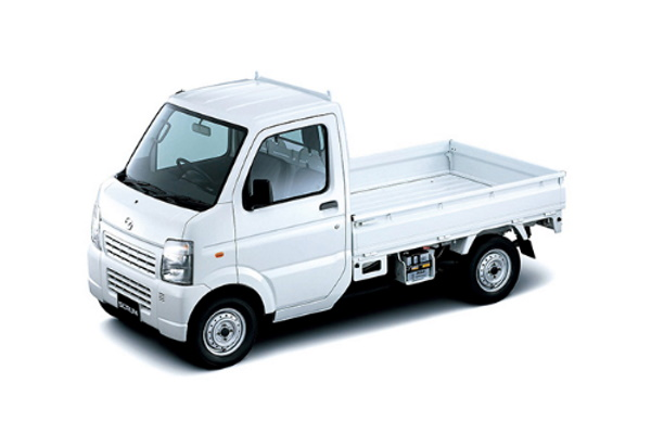 Mazda Scrum Truck wheels and tires specs icon
