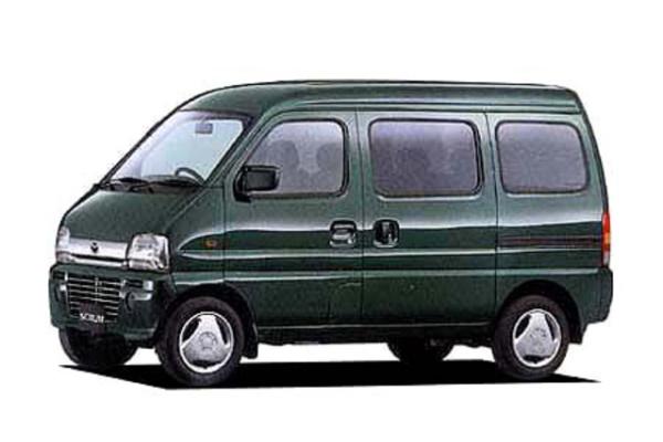 马自达 Scrum Wagon DG52 Van