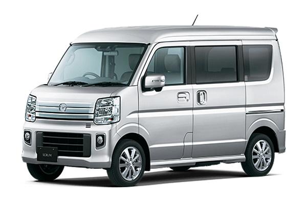 马自达 Scrum Wagon DG17 Van