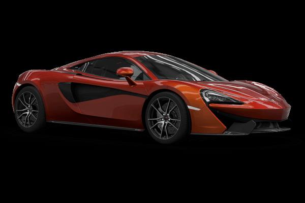 McLaren 570S wheels and tires specs icon