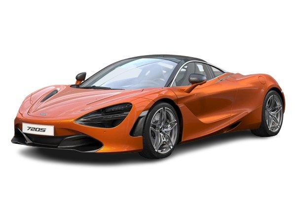 McLaren 720S wheels and tires specs icon