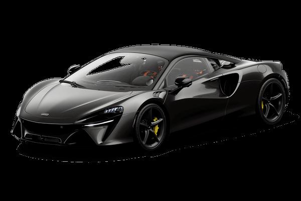 McLaren Artura wheels and tires specs icon