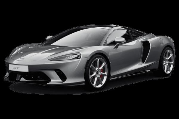 McLaren GT wheels and tires specs icon
