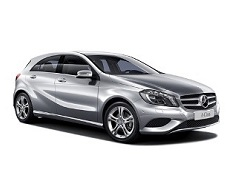 Mercedes-Benz A-Class wheels and tires specs icon