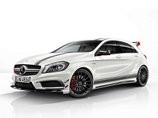 Mercedes-Benz A-Class AMG wheels and tires specs icon