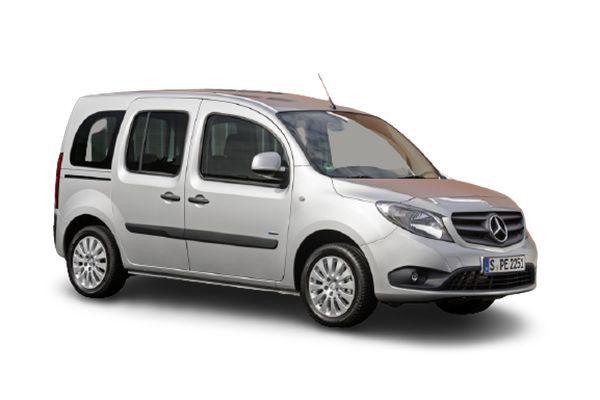 Mercedes-Benz Citan wheels and tires specs icon