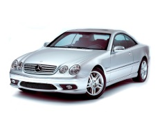 Mercedes-Benz CL-Class AMG wheels and tires specs icon
