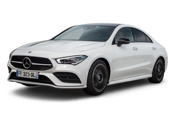 Mercedes-Benz CLA-Class wheels and tires specs icon