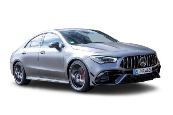 Mercedes-Benz CLA-Class AMG wheels and tires specs icon