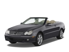 Mercedes-Benz CLK-Class AMG wheels and tires specs icon