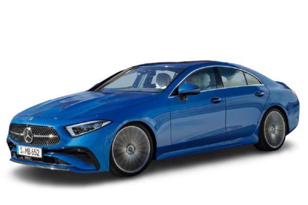 Mercedes-Benz CLS-Class C257 Facelift Coupe