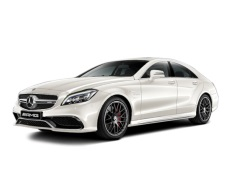 Mercedes-Benz CLS-Class AMG wheels and tires specs icon