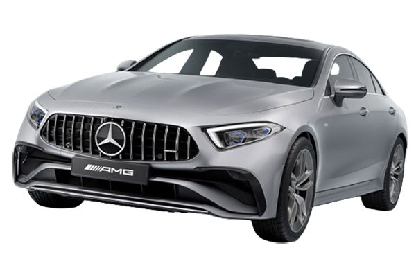 Mercedes-Benz CLS-Class AMG C257 Facelift Coupe