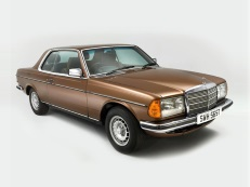 Mercedes-Benz W123 wheels and tires specs icon