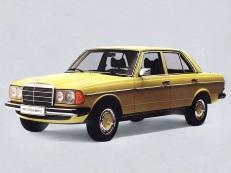 Mercedes-Benz W123 123 (W123) Saloon