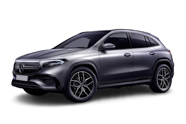 Mercedes-Benz EQA wheels and tires specs icon