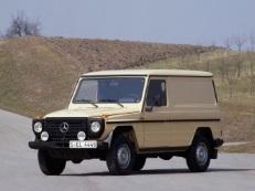 Mercedes-Benz G-Class W460 Van