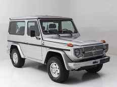 Mercedes-Benz G-Class W461 Closed Off-Road Vehicle