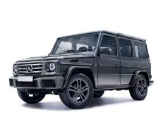 Mercedes-Benz G-Class W463 Closed Off-Road Vehicle