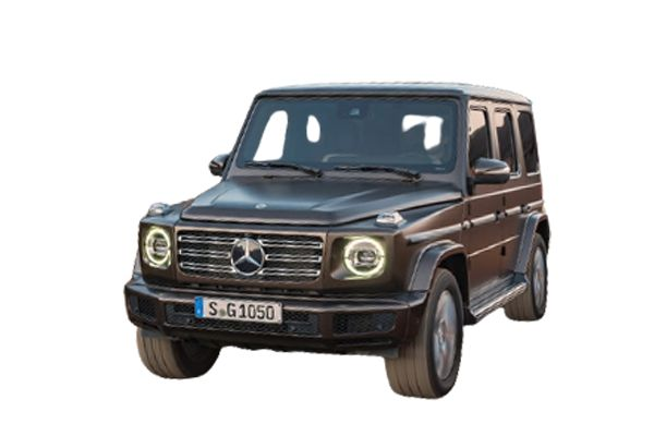 Mercedes-Benz G-Class wheels and tires specs icon