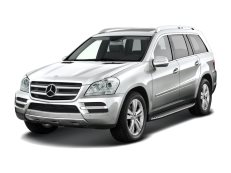 Mercedes-Benz GL-Class wheels and tires specs icon