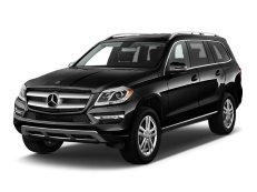 Mercedes-Benz GLS-Class wheels and tires specs icon