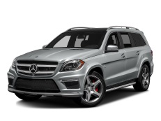 Mercedes-Benz GL-Class AMG wheels and tires specs icon