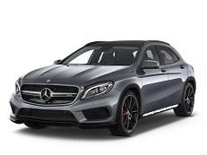 Mercedes-Benz GLA-Class X156 Closed Off-Road Vehicle