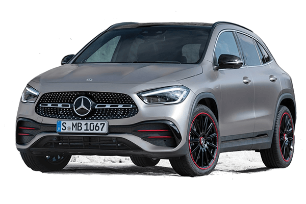Mercedes-Benz GLA-Class AMG wheels and tires specs icon
