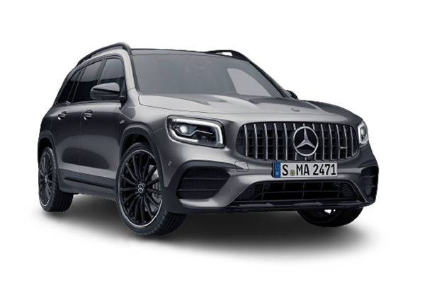 Mercedes-Benz GLB-Class AMG wheels and tires specs icon