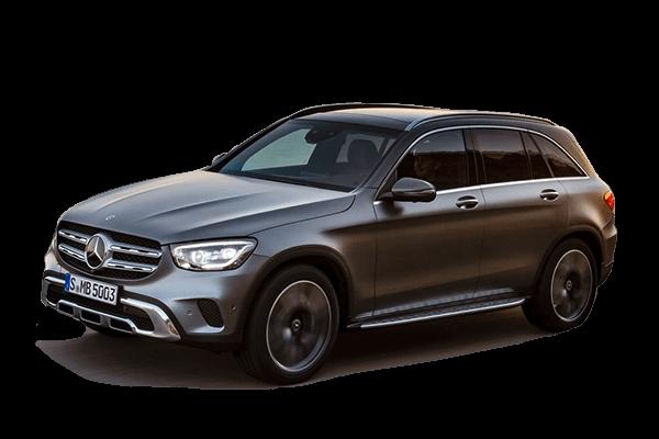 Mercedes-Benz GLC-Class AMG X253 Restyling Sport Utility