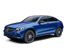 Mercedes-Benz GLC-Class Coupe wheels and tires specs icon