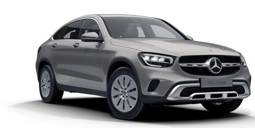 Mercedes-Benz GLC-Class Coupe AMG C253 Facelift SUV