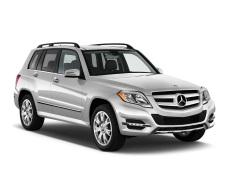 Mercedes-Benz GLK-Class X204 Facelift Closed Off-Road Vehicle
