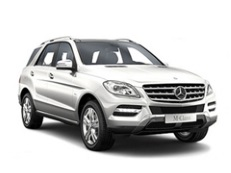 Mercedes-Benz M-Class wheels and tires specs icon