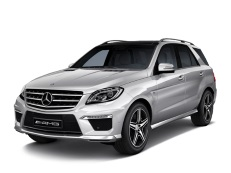 Mercedes-Benz M-Class AMG wheels and tires specs icon