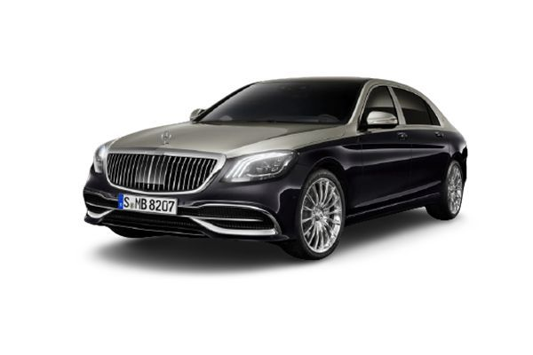Mercedes-Maybach S-Class wheels and tires specs icon
