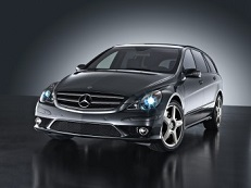Mercedes-Benz R-Class AMG wheels and tires specs icon