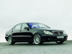 Mercedes-Benz S-Class AMG wheels and tires specs icon